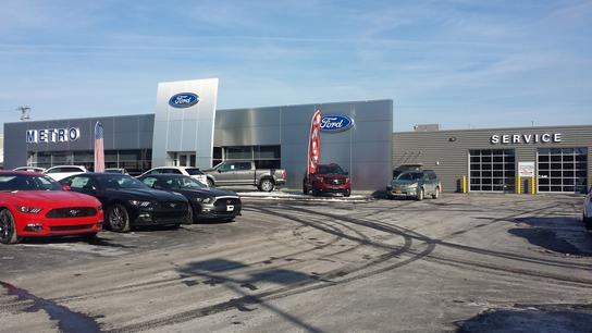 Metro Ford Sales
