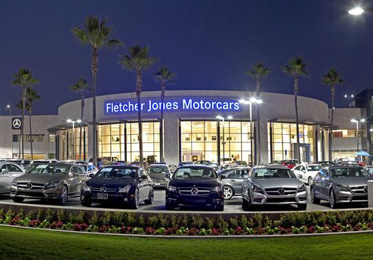 fletcher jones motorcars car dealership in newport beach, ca 92660