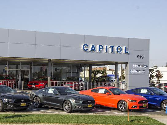 Capitol Ford San Jose >> Capitol Ford Car Dealership In San Jose Ca 95136 1103