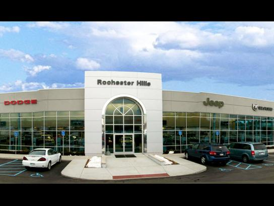 Superb Rochester Hills Chrysler Jeep Dodge 1 ...