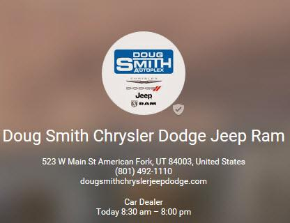 Doug Smith Autoplex 2