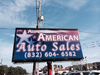 All American Finance and Auto Sales 1