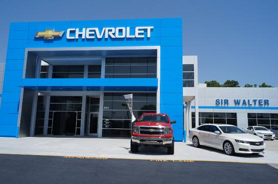 Sir Walter Chevrolet