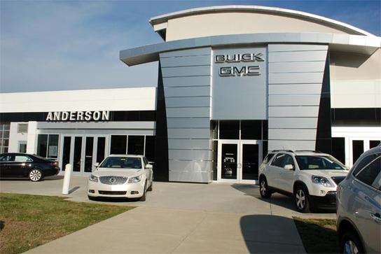 Anderson of Hunt Valley Buick GMC