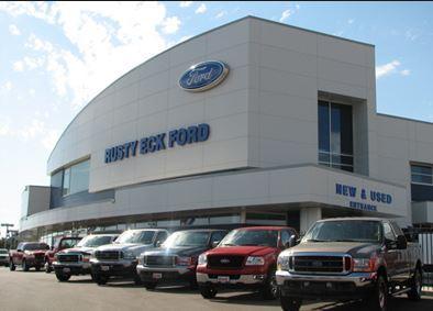 Car Dealerships In Wichita Ks >> Rusty Eck Ford Car Dealership In Wichita Ks 67207 Kelley Blue Book