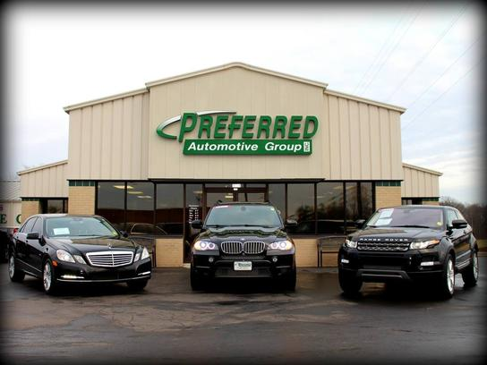 Preferred Automotive Group Lima Road 1