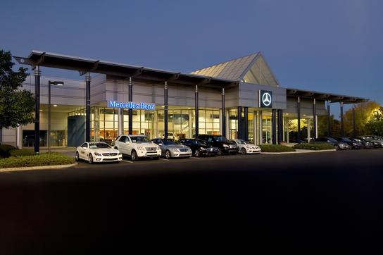The Mercedes-Benz Center At Keeler Motor Car Company