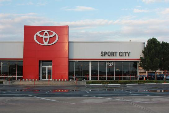 Sport City Toyota 1