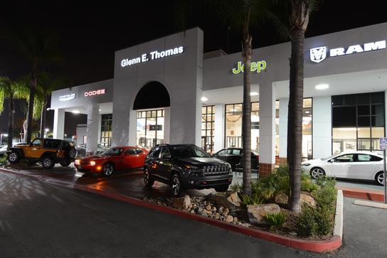 glenn  thomas dodge chrysler jeep car dealership  signal hill ca  kelley blue book
