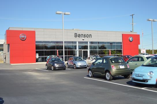 benson alfa romeo fiat car dealership in greer sc 29650 kelley blue book. Black Bedroom Furniture Sets. Home Design Ideas
