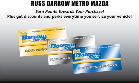 Russ Darrow Mazda of Milwaukee car dealership in MILWAUKEE