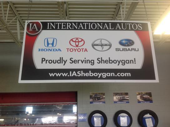 International Autos Sheboygan Car Dealership In SHEBOYGAN WI - International autos
