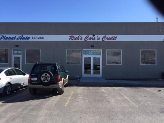 Car Dealerships In Logan Utah >> Richs Cars N Credit Car Dealership In Logan Ut 84341 3920