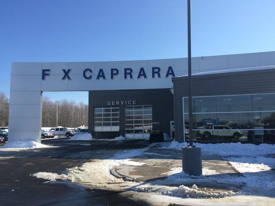 Fx Caprara Ford >> Car Dealership Specials At Fx Caprara Ford Inc In Pulaski