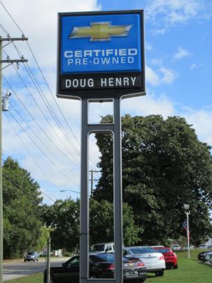 Doug Henry Tarboro Nc >> Doug Henry Chevrolet Tarboro Car Dealership In Tarboro Nc 27886