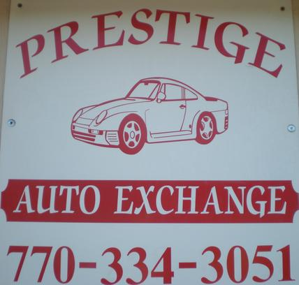Prestige Auto Exchange