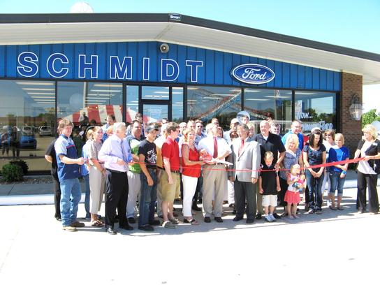 Schmidt Ford of Salem