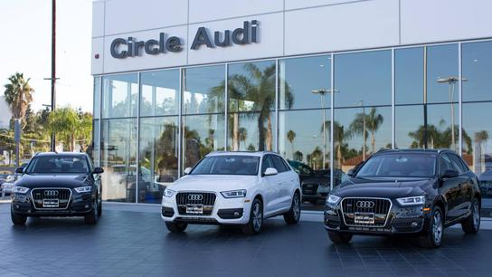 Circle Audi Car Dealership In LONG BEACH CA Kelley Blue Book - Circle audi