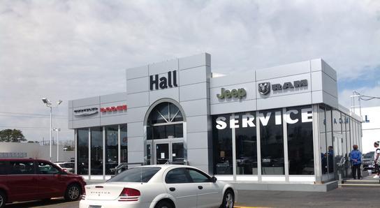 Hall Chrysler Dodge Jeep RAM Chesapeake car dealership in CHESAPEAKE