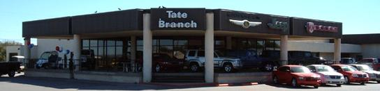 Tate Branch Dodge Chrysler Jeep 2