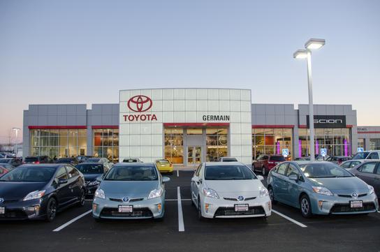 Toyota Columbus Ohio >> Germain Toyota Of Columbus Car Dealership In Columbus Oh 43232