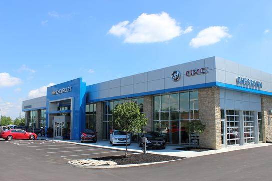 Chevy Dealers In Delaware >> Chesrown Chevrolet Buick Gmc Car Dealership In Delaware Oh