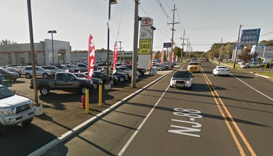 Nice Toyota World Of Lakewood Car Dealership In LAKEWOOD, NJ 08701 4595 | Kelley  Blue Book