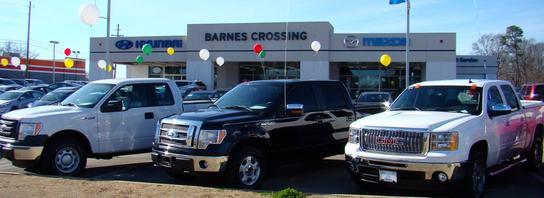 Barnes Crossing Hyundai Mazda car dealership in Tupelo, MS ...