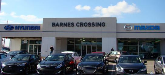Barnes Crossing Hyundai Mazda Car Dealership In Tupelo Ms 38804