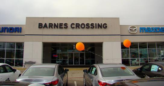 Barnes Crossing Hyundai Mazda Car Dealership In Tupelo Ms 38804