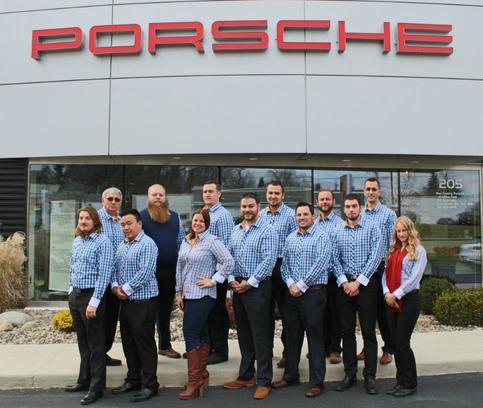 Porsche Clifton Park >> New Country Porsche of Clifton Park car dealership in ...