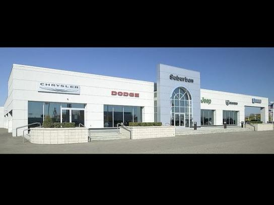 Suburban Chrysler Dodge Jeep Ram Of Garden City Car Dealership In Garden City Mi 48153 Kelley