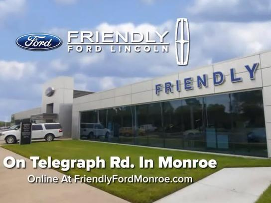 Friendly Ford Lincoln