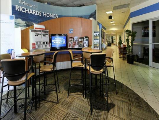 Honda Dealership Baton Rouge >> Richards Honda car dealership in Baton Rouge, LA 70816 ...