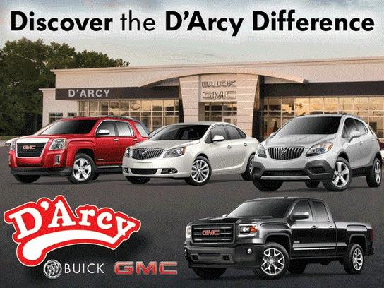 D 39 Arcy Buick Gmc Car Dealership In Joliet Il 60435