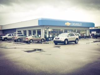 Montgomery Chevrolet car dealership in Louisville, KY ...