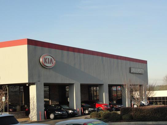 University KIA - AL car dealership in Huntsville, AL 35806