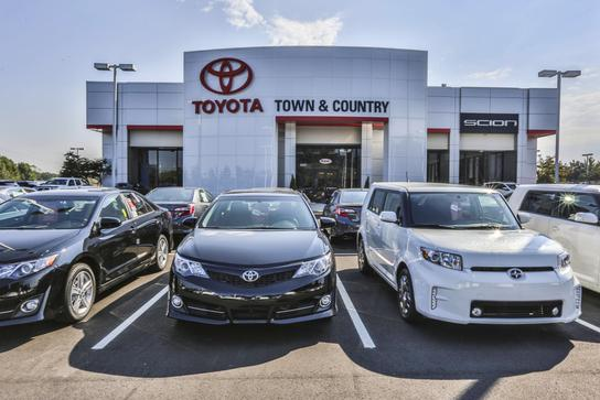 Town And Country Toyota >> Town Country Toyota Car Dealership In Charlotte Nc 28273