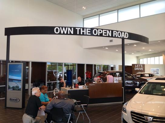 Cadillac of South Charlotte car dealership in PINEVILLE ...
