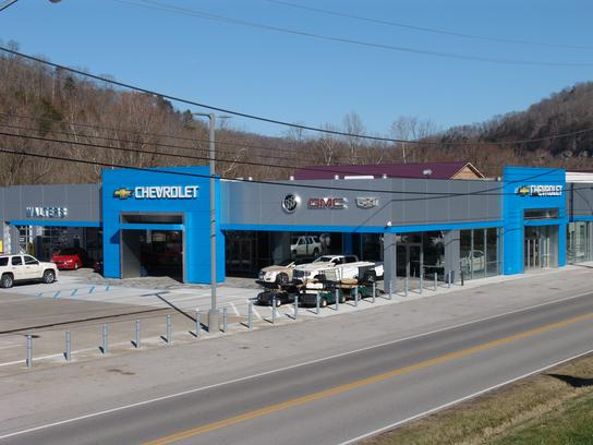 Walters GM Automall car dealership in Pikeville, KY 41501-3897 ...