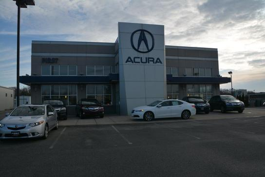 First Acura 1