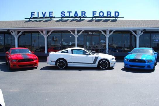Sam Pack's Five Star Ford of Carrollton 1