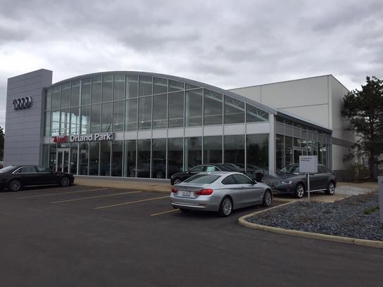 Audi Orland Park Car Dealership In Tinley Park Il 60477 1214