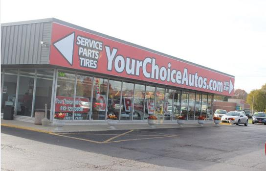 Your Choice Auto Sales