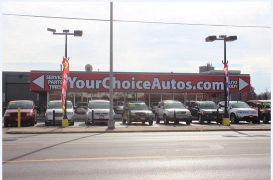 Your Choice Auto Sales 1