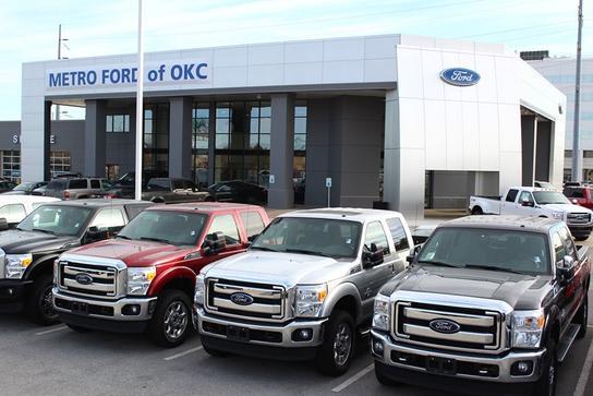 Car Dealerships In Okc >> Metro Ford Of Okc Car Dealership In Oklahoma City Ok 73112 Kelley