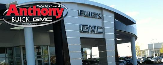 Anthony Buick GMC