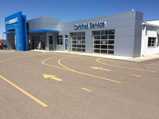 Kohls-Weelborg Chevrolet car dealership in NEW ULM, MN ...