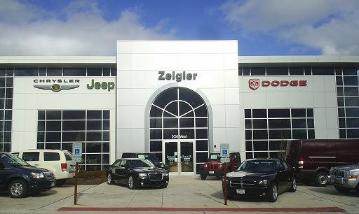 Zeigler Chrysler Dodge Jeep Ram of Downers Grove 1
