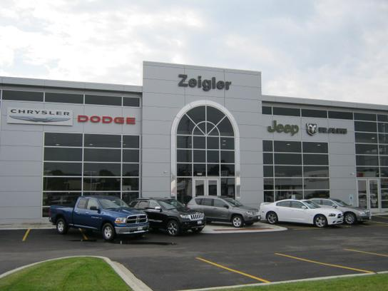 Zeigler Chrysler Dodge Jeep Ram of Downers Grove 2